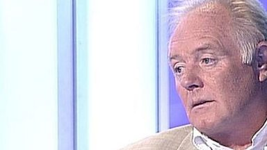 Image for Former Coronation Street Actor Bruce Jones on his battle with depression