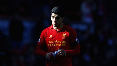 Image for Kenny Dalglish encouraged by Suarez comeback