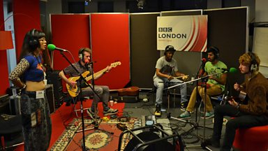 Image for Velvet Stream live in session