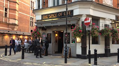 Image for The Spice of Life in Soho