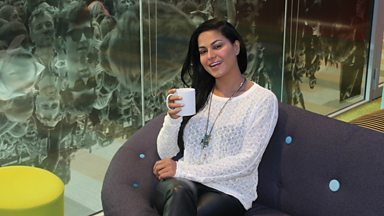 Image for Veena Malik talks Supermodel