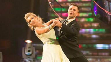 Image for Rachel Riley and Pasha Kovalev Waltz to 'When I Need You'