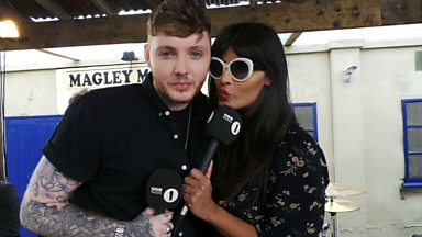 Image for James Arthur - You're Nobody 'Til Somebody Loves You Video Shoot