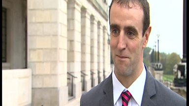 Image for A profile of new Environment Minister Mark H Durkan