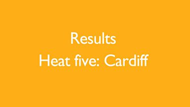 Image for Heat five: Cardiff results