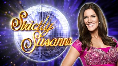 Image for Strictly Susanna: Week 1