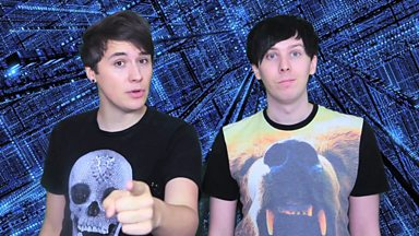 Image for WTF IS DAN AND PHIL?