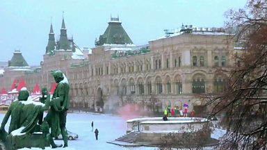 Image for Pussy Riot Performance in Red Square