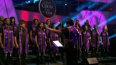Image for What a Friend We Have In Jesus performed by Birmingham Community Gospel Choir