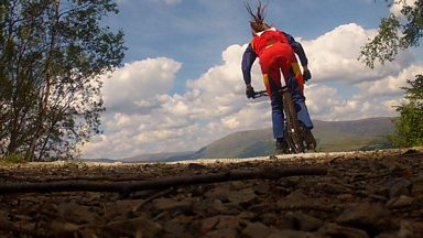 Image for Action packed downhill and 4x mountain biking from Fort William