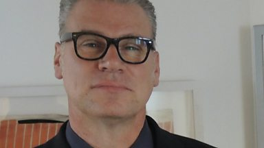 Image for Mark Kermode chats to Steve Wright