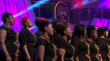 Image for Jesus Paid It All performed by Town Hall Gospel Choir at Town Hall, Birmingham