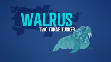 Image for Walrus: Two Tonne Tusker