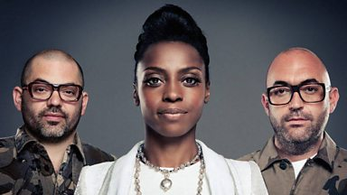 Image for Ross from Morcheeba on the phone