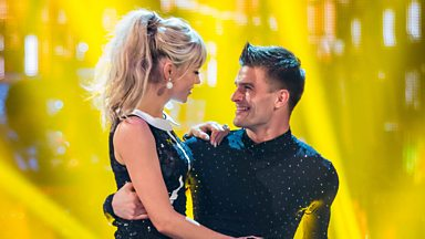 Image for Abbey and Aljaz dance the Jive to Can't Buy Me Love