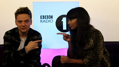 Image for Conor Maynard Interview Highlights