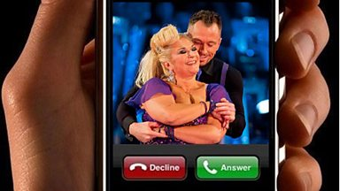 Image for Strictly Call Dialling: James Jordan's final debrief with Vanessa