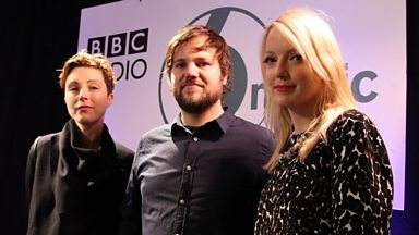 Image for Poliça chat to Lauren Laverne 6 Music Live