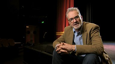 Image for Larry Lamb's BBC Lifeline appeal on behalf of the British Tinnitus Association