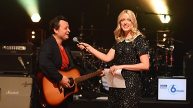 Image for Manic Street Preachers chat with Lauren Laverne