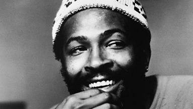 Image for Marvin Gaye is inducted into Michael Ball's Singers Hall of Fame