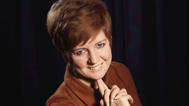 Image for Cilla Black is inducted into Michael Ball's Singers Hall of Fame