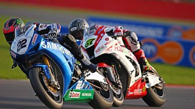 Image for Lincoln's Alex Lowes, 2013 British Superbikes Champion