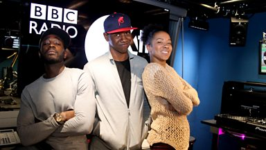 Image for Part 1 of Giggs' exclusive interview with 1Xtra Breakfast