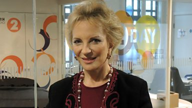 Image for HRH Princess Michael Of Kent chats to Steve Wright