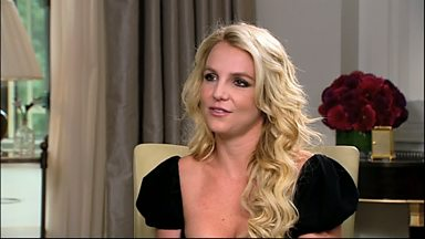 Image for Greg James interviews Britney Spears