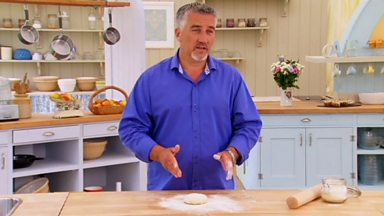 Image for How to shape pizza dough