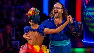 Image for Dave Myers and Karen Hauer Salsa to 'Cuban Pete'