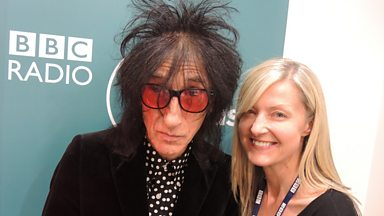 Image for John Cooper Clarke: Key of Life with Mary Anne Hobbs