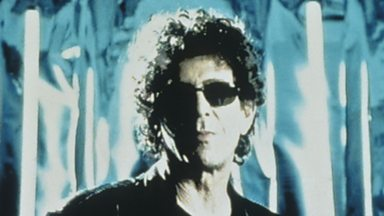 Image for Robert Elms speaks to the late Lou Reed