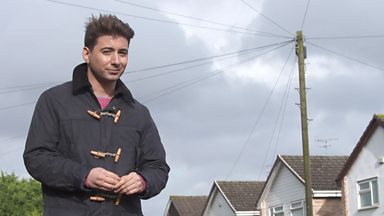Image for Hundreds report being let down by Openreach