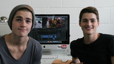 Image for JacksGap on creating their latest YouTube channel