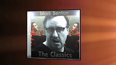Image for Mark sings The Classics