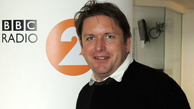 Image for James Martin chats to Steve Wright