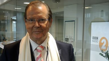 Image for Sir Roger Moore chats to Steve Wright