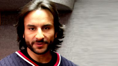 Image for DJ Ricky wishes Saif Ali Khan a Happy Birthday in the mix!