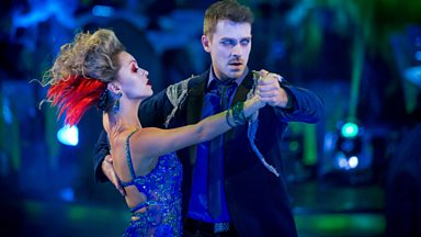 Image for Ashley Taylor Dawson and Ola Jordan Tango to 'Beautiful Monster'