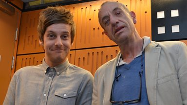Image for Chris Ramsey chats to Arthur Smith  in