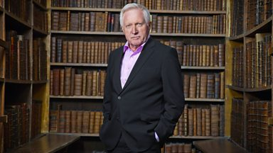 Image for Mark Blayney's Ballad of David Dimbleby