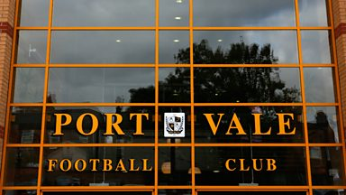 Image for Port Vale owner lifts newspaper ban