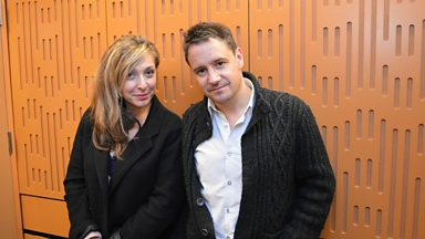 Image for Jon Holmes chats to Tracy-Ann Oberman - actor, writer and self-confessed Whovian...