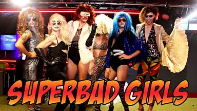 Image for Superbad Girls - 8 Nov 2013