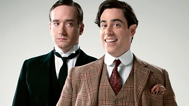 Image for Matthew Macfadyen: 'My eyebrows have a life of their own'