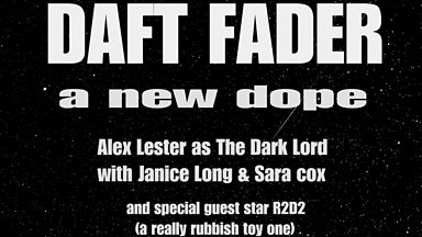Image for Alex Lester harnesses The Force
