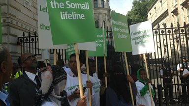 Image for Somalis welcome remittance reprieve - Nottingham