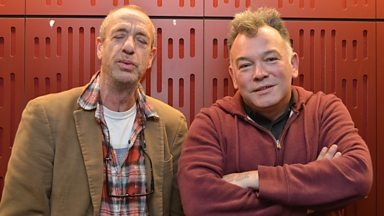 Image for Arthur Smith chats to Stewart Lee about the pressing issue of odd socks.